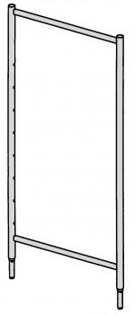 Echelle 2m 2 barreaux DCM 49