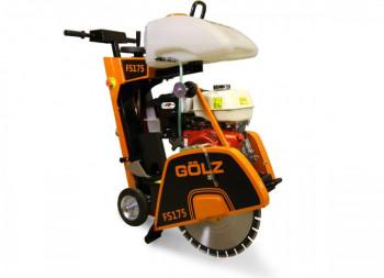 Scie à sol GOLZ FS 175