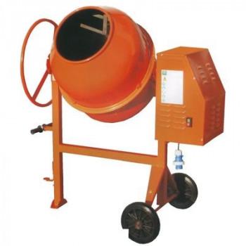 Bétonnière 160 litres électrique
