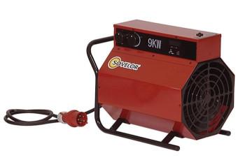 Chauffage à air pulsé électrique C9