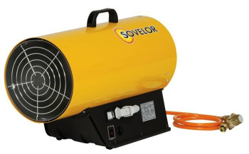 Chauffage gaz à air pulsé BLP33M