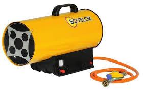Chauffage gaz air pulsé BLP17M