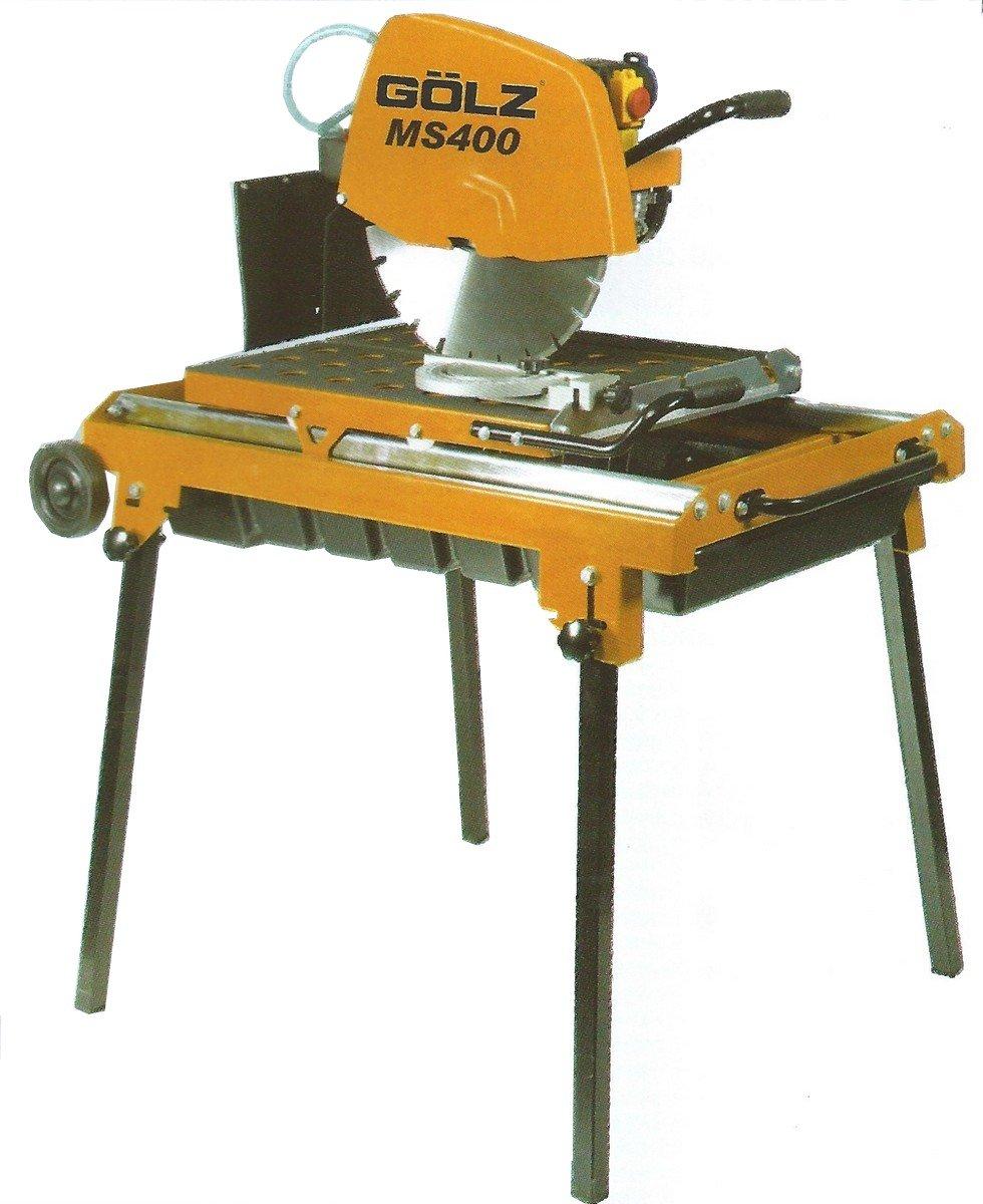 Scie sur table GOLZ  MS400