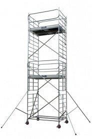 Echafaudage roulant DUARIB DOCKER 150 garde-coprs 2.95 X 7.90m