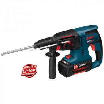 Perforateur-Burineur sans fil Bosch GBH 36 VF-LI