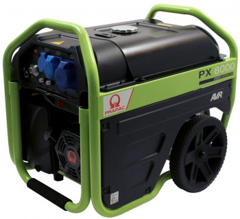 Groupe électrogène PX 8000 6KWA mono