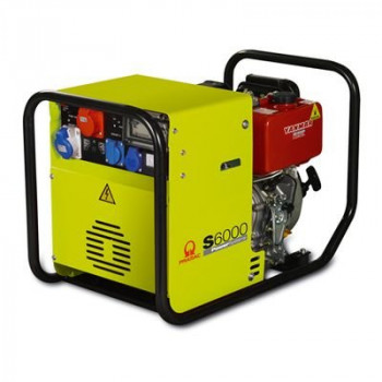 Groupe électrogène diésel S6000
