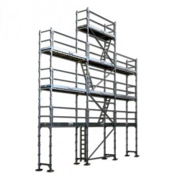 ECHAFAUDAGE PIGNON 88m2 COMABI R200